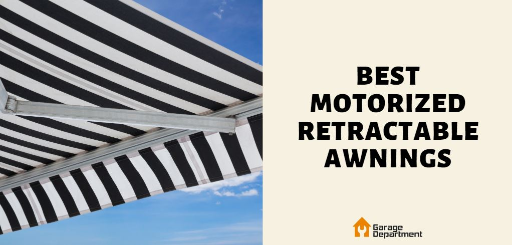 best motorized retractable awnings