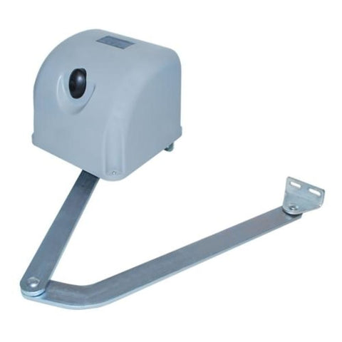 Aleko Articulated Gate Opener For Single Swing Gates Aa350 Basic Kit Aa350Nor-Ap