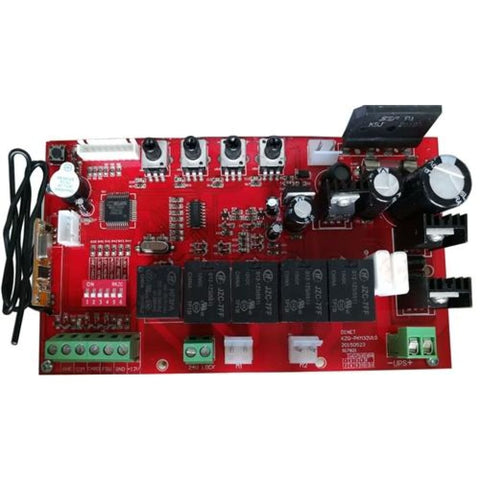 Aleko Circuit Control Board For Rolling Swing Gate Opener Pcbrl1350-Ap Circuit Boards