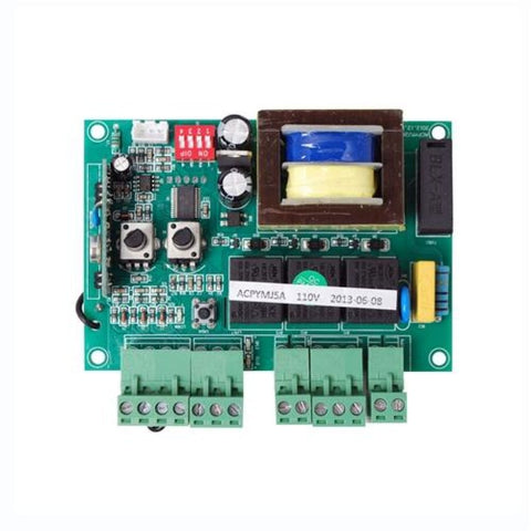 Aleko Circuit Control Board For Sliding Gate Opener Ac1500/ar1550 Ac2400/ar2450 Series Pcbac1500-2400-Ap Circuit Boards