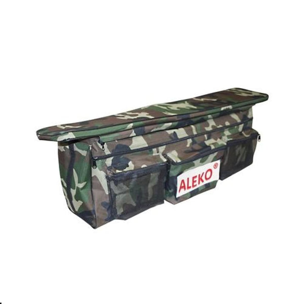 Aleko Waterproof Inflatable Boat Seat Cushion with Under ...