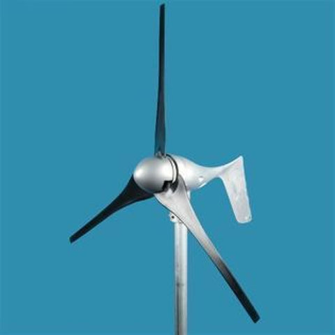 Aleko Wind Turbine Generator With Integrated Controller Wg500 500 Watt 12/24 Volt Wg500W-Ap 24V Wind Turbine