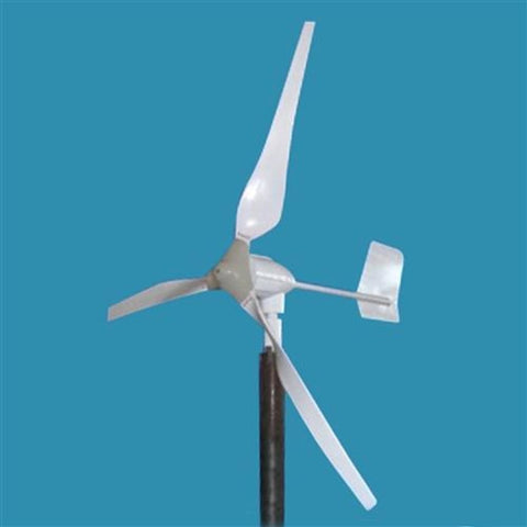 Aleko Wind Turbine Generator With Power Charge Controller 700W 24V Wg700W24Vc 24V Wind Turbine