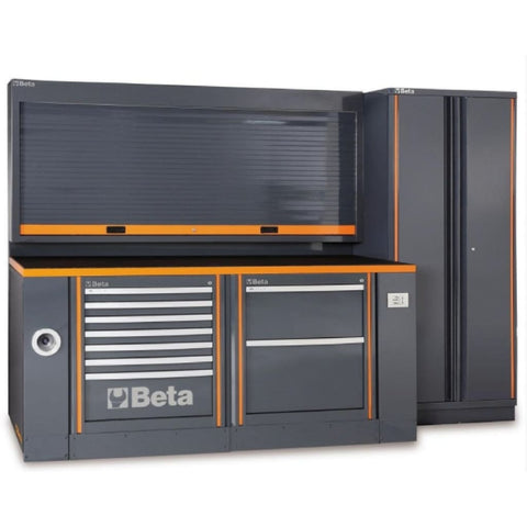 Beta Tools Garage Furniture Combination C55Ab-Pro/1 Garage Furniture Combination