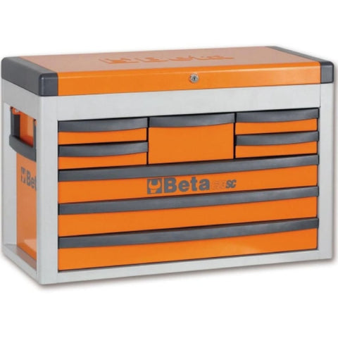 Beta Tools Portable Tool Chest C23Sc Orange Tool Chest