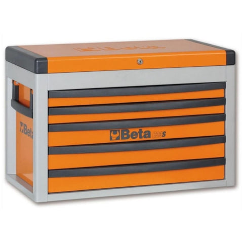 Beta Tools Portable Tool Chest C2S3 Orange Tool Chest