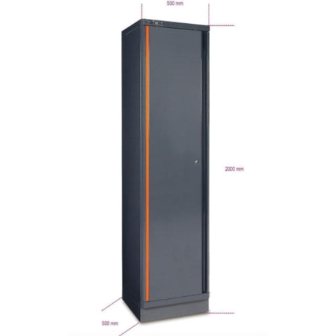 Beta Tools Single Door Tool Cabinet C55A1 Tool Cabinet