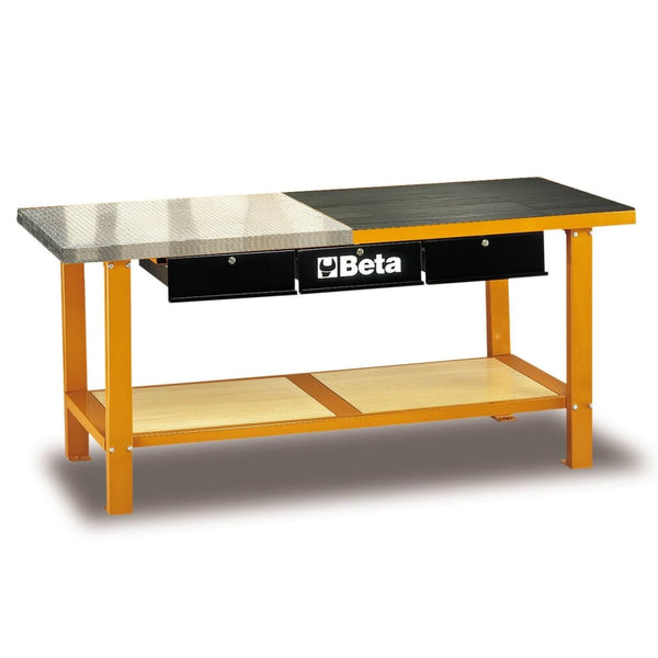 Beta Tools Workbench C56M Orange Workbench