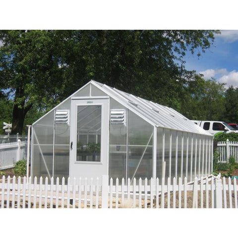 Essex Milford 10 ft x 16 ft Greenhouse 10/16ML Essex Milford Greenhouse