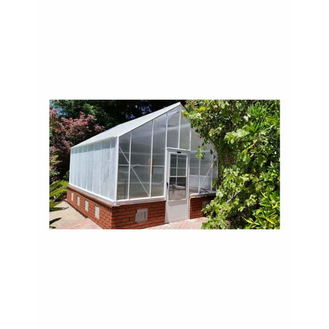 Essex Milford 12 ft x 16 ft Greenhouse Essex Milford Greenhouse