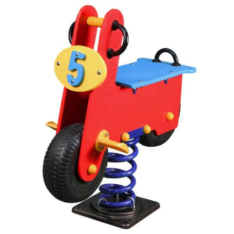 Gorilla Playsets Super Scooter Spring Rider 29-5012 Gorilla Playsets Free Standing Additions