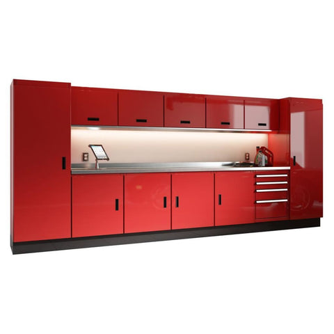 Moduline Select Series 14 Wide Garage Cabinet Combination Segc014-020 Select Series