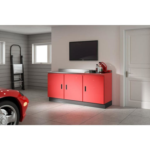 Moduline Select Series 6 Wide Garage Cabinet Combination Segc006-010 Select Series