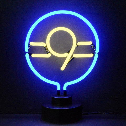 Neonetics 9 Ball Neon Sculpture 49Ball Neon Signs
