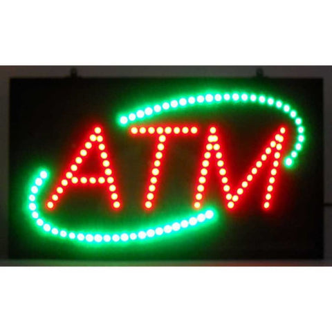 Neonetics Atm Led Sign 5Atmld Neon Signs