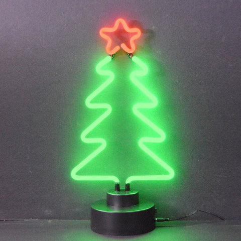 Neonetics Christmas Tree Neon Sculpture 4Xmasx Neon Signs