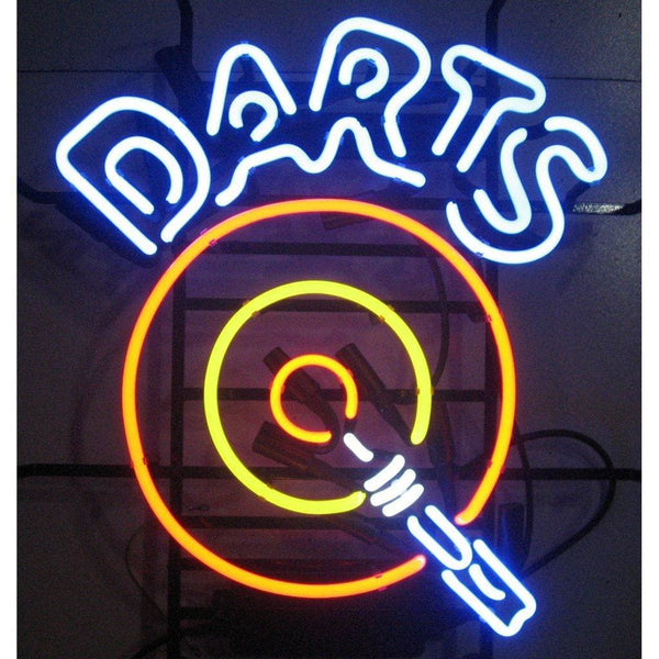 Neonetics Darts Neon Sign 5Darts Neon Signs