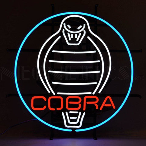 Neonetics Ford Cobra Neon Sign 5Cobra Neon Signs