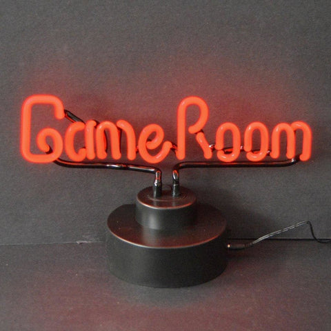Neonetics Game Room Neon Sculpture 4Gamex Neon Signs