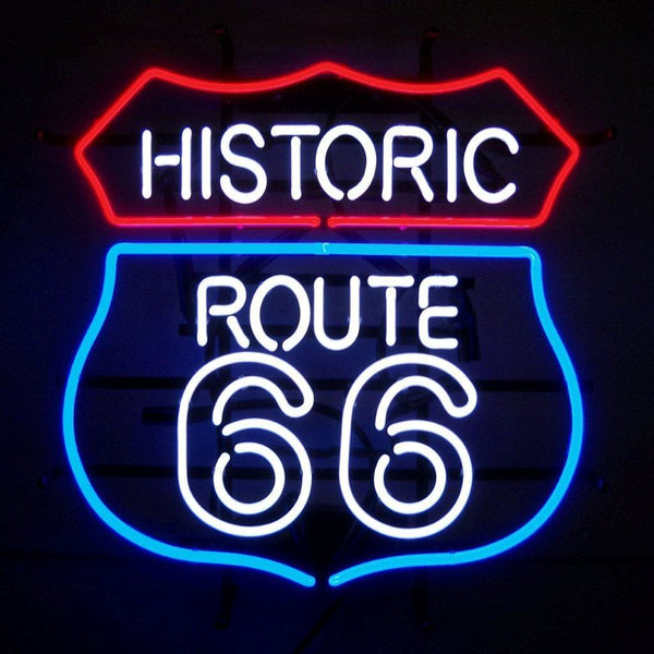 Neonetics Historic Route 66 Neon Sign 5Rt66N Neon Signs