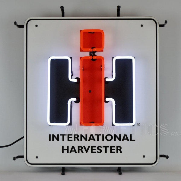 Neonetics International Harvester Neon Sign 5Caseh Neon Signs