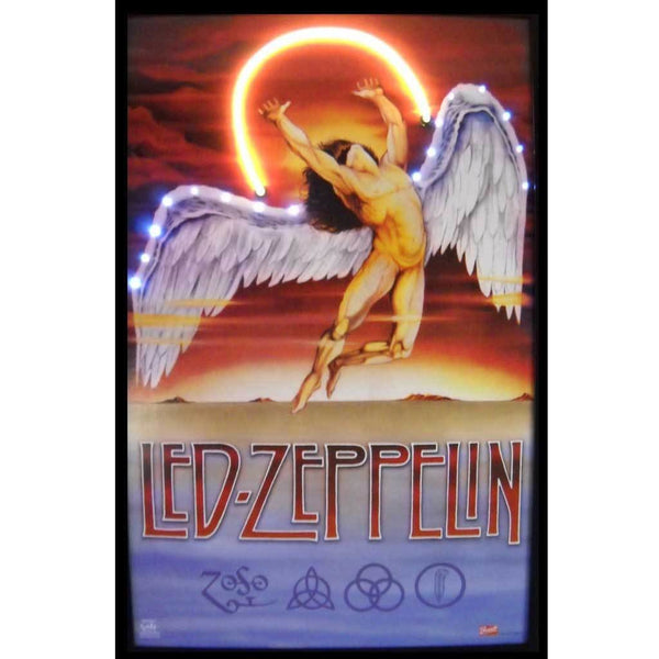 Neonetics Led Zeppelin Neon/led Picture 3Zepli Neon Signs