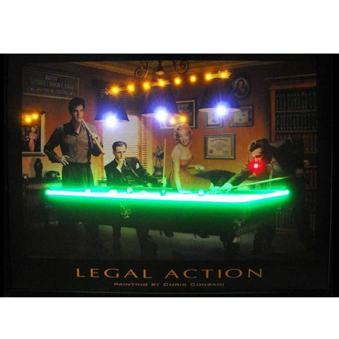 Neonetics Legal Action Neon/led Picture 3Actnl Neon Signs