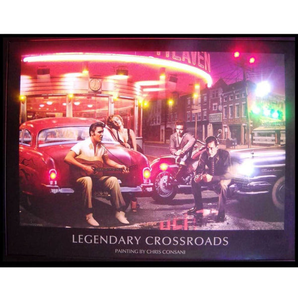 Neonetics Legendary Crossroads Neon/led Picture 3Legnl Neon Signs