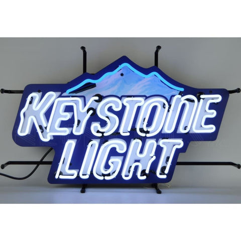 Neonetics Millercoors - Keystone Light Beer Neon Sign 5Mckyl Neon Signs