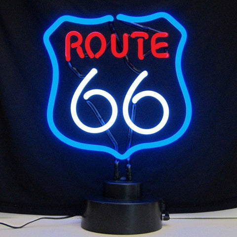 Neonetics Route 66 Neon Sculpture 4Rt66X Neon Signs