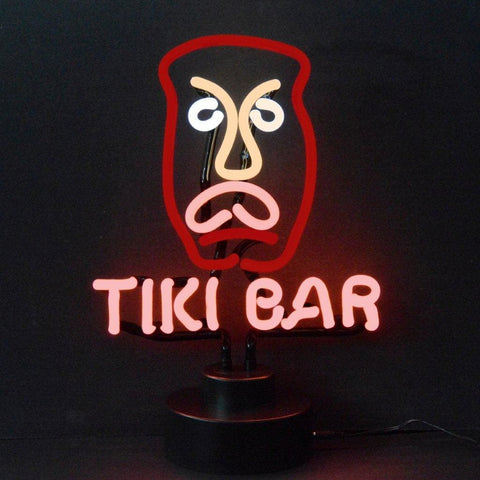 Neonetics Tiki Bar Neon Scuplture 4Tikib Neon Signs