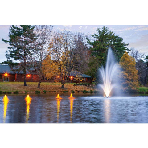 Scott Aerator 3-hp Amherst Fountain Scott Aerator Pond Fountains
