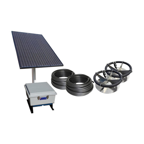 Scott Aerator Solar Sub-Surface Aeration System 45000 Scott Aerator Solar Pond Aerators