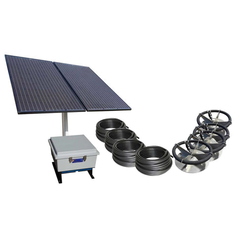Scott Aerator Solar XL Sub-Surface Aeration System 45100 Scott Aerator Solar Pond Aerators