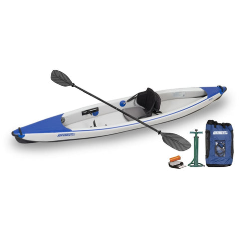 Sea Eagle 393rl RazorLite Inflatable Kayak Pro Kayak Package 393RLK_P Sea Eagle RazorLite Kayaks