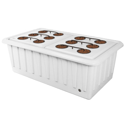 SuperCloset Hydroponic Grow System SuperPonic XL 12 SuperCloset SuperPonics Hydroponic Systems