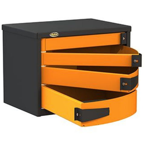 Swivel Pro 32 4 Drawer-Pro321804 Road Boxes
