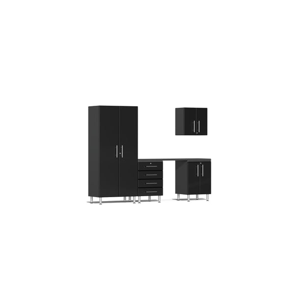Ulti-MATE Garage 2.0 Series 5-Piece Kit with Workstation UG22051B Garage 2.0 Series Cabinet Kit