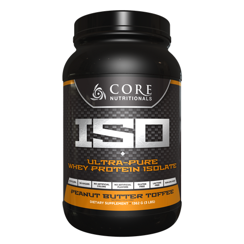 Core Iso PB Toffee