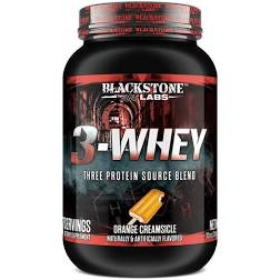 3 Whey Orange Creamsicle