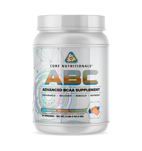 Core ABC Australian Orange Sherbert