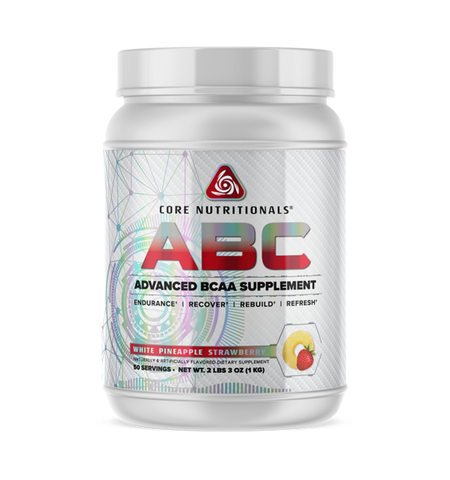 Core ABC White Pineapple Strawberry