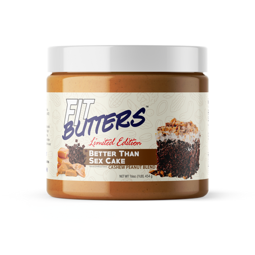 Fit Butter's Better Than Sex Cake