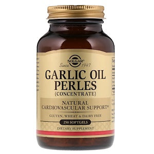 Garlic Oil Perles 250 softgels