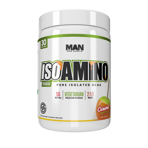 Iso Amino Caramel Apple