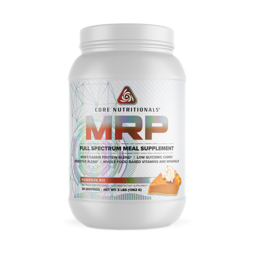Core MRP Pumpkin Pie