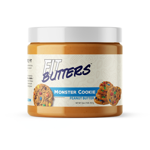Fit Butters Monster Cookie