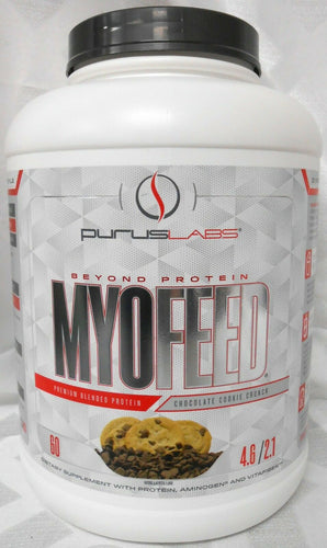 MyoFeed Chocolate Cookie Crunch 4lb