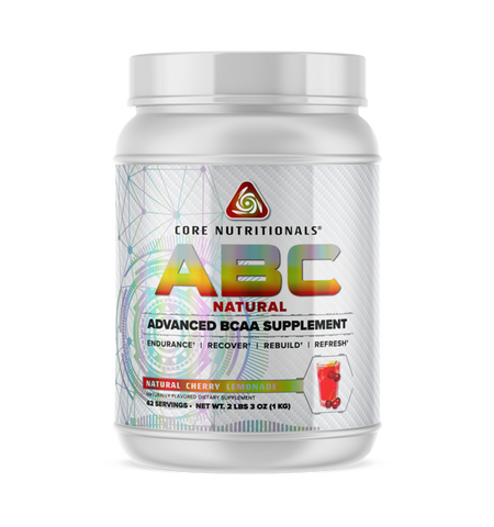 Core ABC Natural Cherry Lemonade