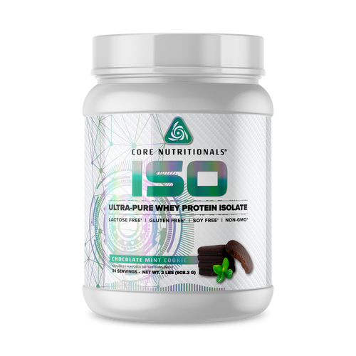 Core Iso Chocolate Mint Cookie 2lb